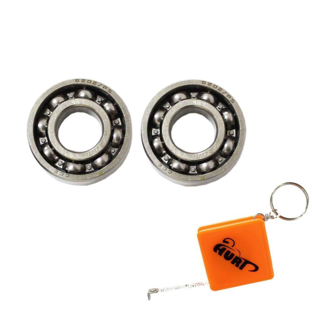 HURI 2 Chainsaw Crankshaft Bearing for Stihl MS340 MS360 036