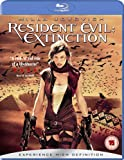 Resident Evil 3: Extinction [Blu-ray] [2007] [2008] [Region Free]