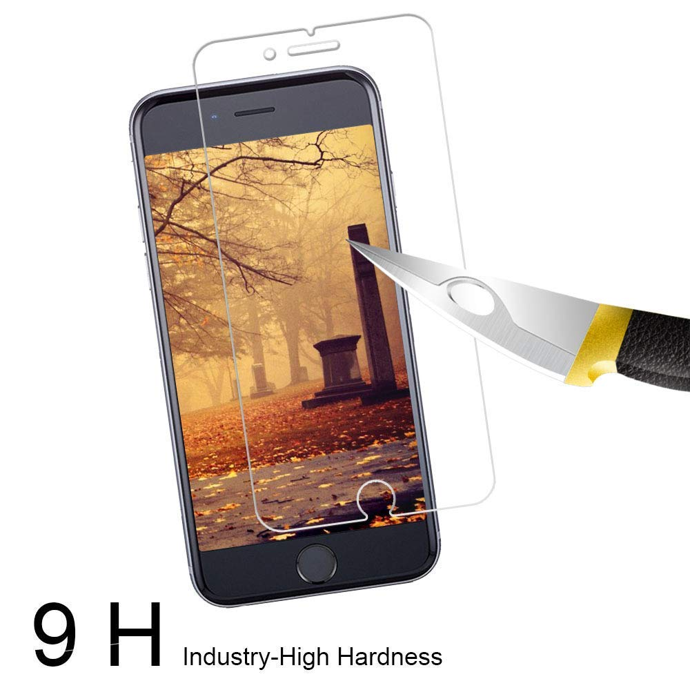 HD Tempered Glass Screen Protector Film for iPhone 11 Pro Bear Village Screen Protector for iPhone 11 Pro Anti Scratch Bubble Free 4 Pack