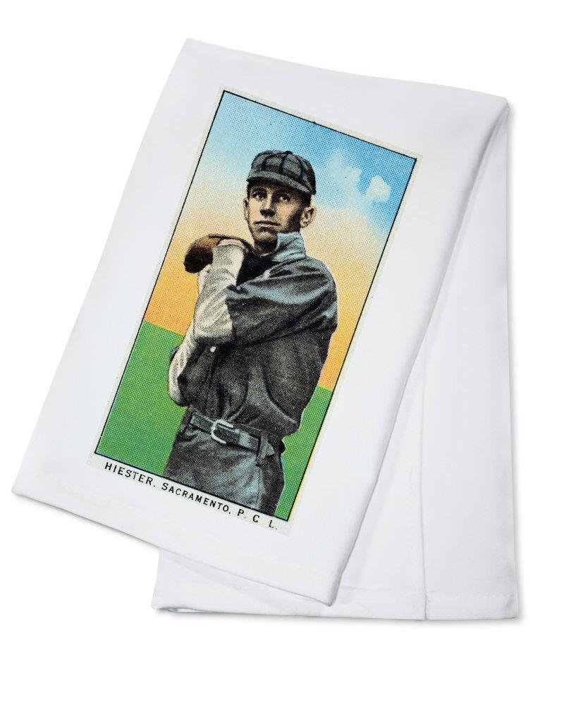 Sacramento Pacific Coast League – ハイスター – 野球カード Cotton Towel LANT-23541-TL Cotton Towel  B0184B86BG