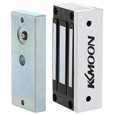 Amazon Kkmoon 60kg132lb Electric Magnetic Lock Fail Secure Nc