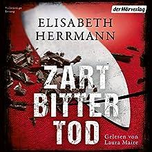 Zartbittertod Hörbuch von Elisabeth Herrmann Gesprochen von: Laura Maire