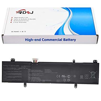 Amazon com: B31N1707 Laptop Battery Compatible with ASUS