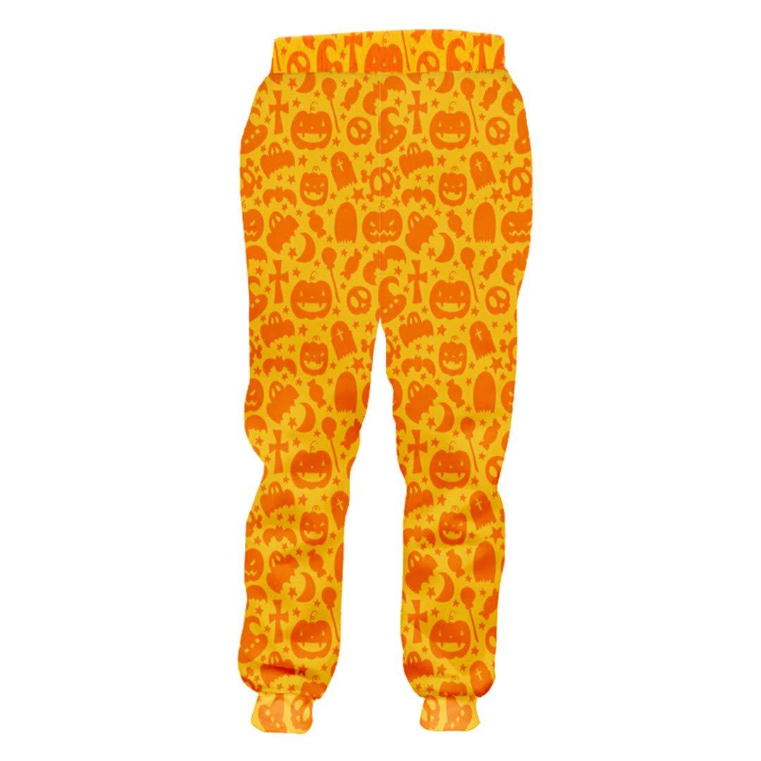 SenTenos Pantalones de chándal Ocasionales de los Hombres ...