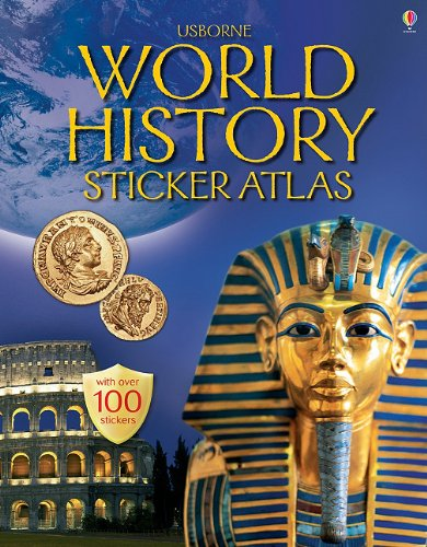 World History Sticker Atlas: Internet Referenced (Sticker Atlases) ebook