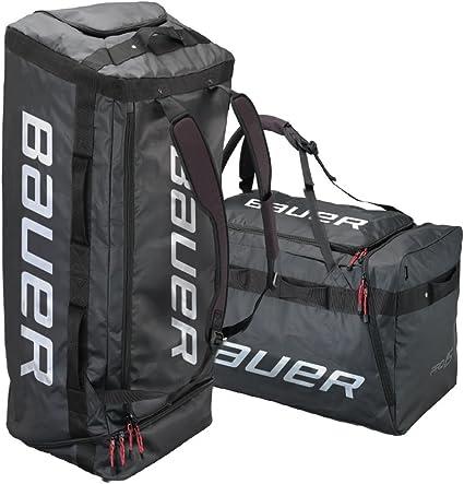 Bauer Pro 15 Carry Black Large Ice Hockey Bag:
