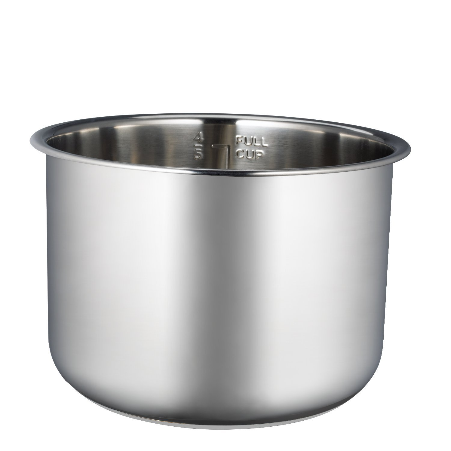 COSORI Stainless Steel Inner Pot for 2 Quart Mini Pressure Cooker