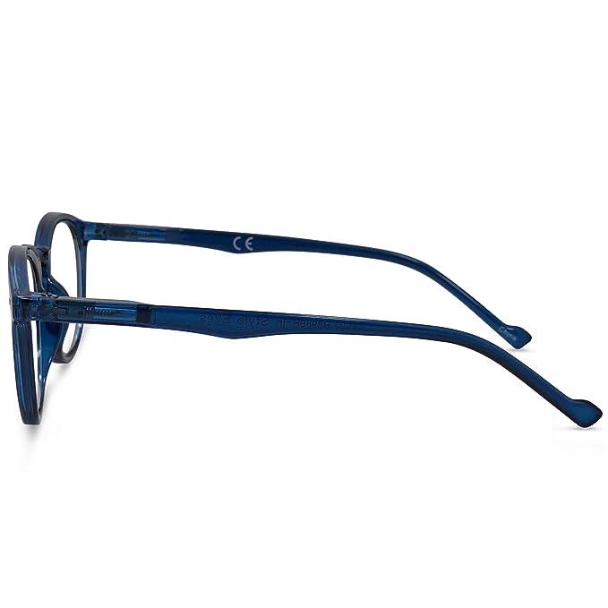 Amazon.com: In Style Eyes - Gafas de lectura flexibles, muy ...