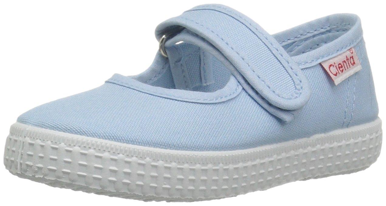 Cienta 5600005 Mary Jane Sneaker (Toddler/Little Kid) Cienta Kids Shoes Footwear
