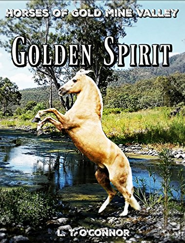 Golden Spirit: Horses of Gold Mine Valley (Book 1)