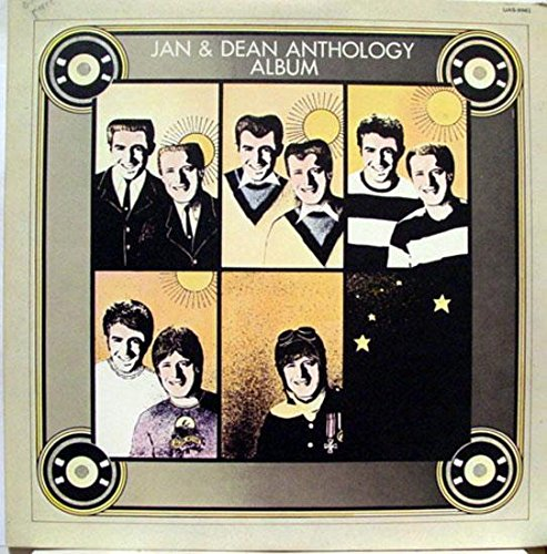 jan and dean anthology - 2