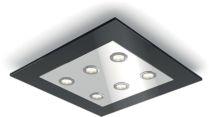 Plafoniera Per Esterno Philips : Philips  plafoniera a led integrato luce bianca calda
