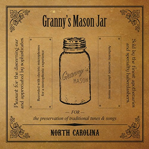 Price comparison product image Granny's Mason Jar
