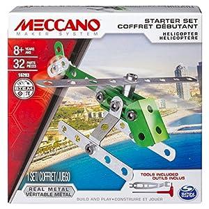 Meccano Starter Set