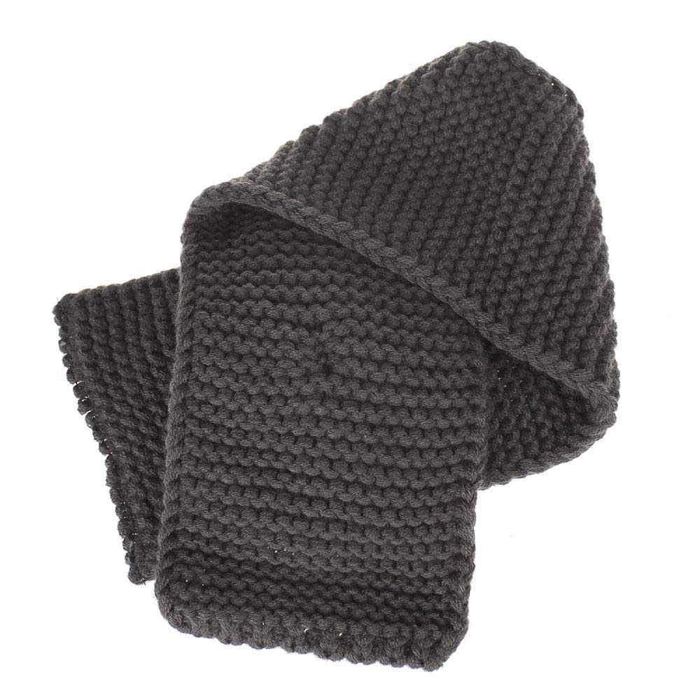 ☆ Bufanda para niñas, Otoño Invierno Bebé Infantil Infantil Niña cálida Linda Crochet Bowknot O Ring Neck Bufandas Absolute: Amazon.es: Ropa y accesorios