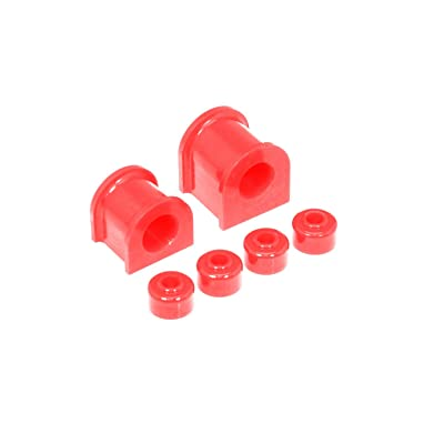 Prothane 18-1115 Red 26 mm Front Sway Bar Bushing Kit: Automotive