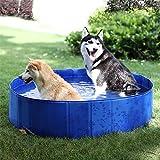 PAWZ Road Dog Swimming Pool Pet Swimming Pool Foldable Pet Bath Tub Dogs Other Animals