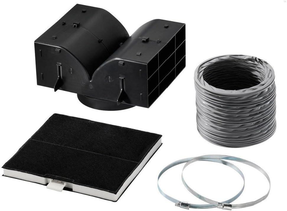 Siemens LZ53650 accesorio y suministro para el hogar - Accesorio de hogar (Campana extractora, Multicolor, Siemens, 800 mm, 1,16 kg)