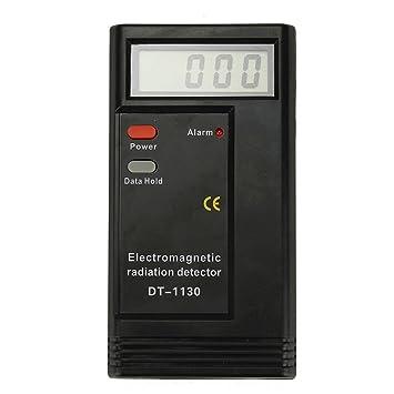 InnoLife nueva Handheld Digital Detector de radiación electromagnética EMF medidor Tester Equipo de caza fantasmas: Amazon.es: Electrónica