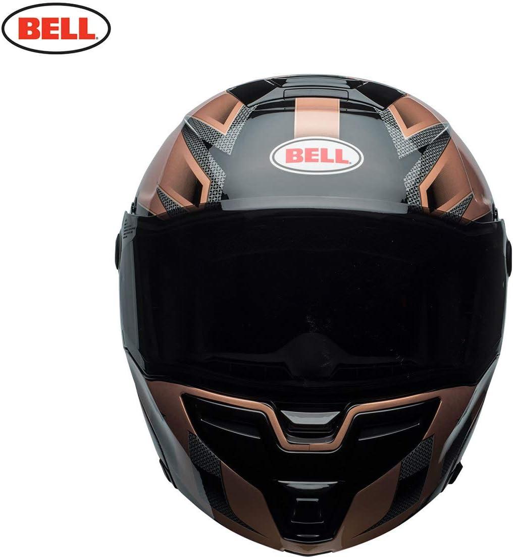 HELMET BELL SRT MODULAR PREDATOR BLACK//COPPER S