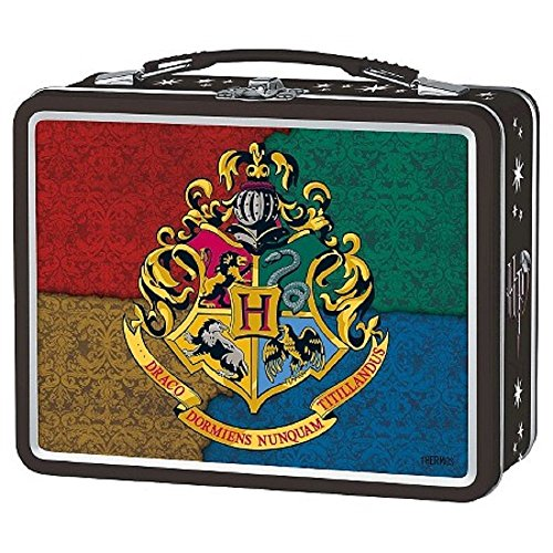 Harry Potter Metal Lunch Box -