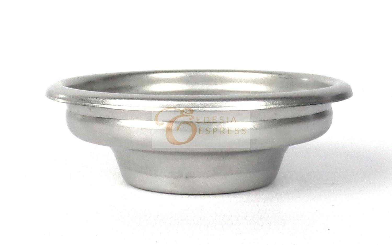 Sieb-Einsatz für LA CIMBALI Ersatz für Espresso Siebträger 14g 2 Tassen