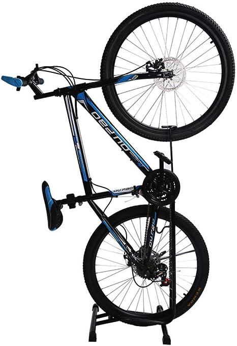 XB AMZ Bicicleta Almacenamiento Bicicleta Stand Ciclismo Rack ...