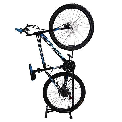 Soporte bici almacenamiento de bicicletas para montar en ...