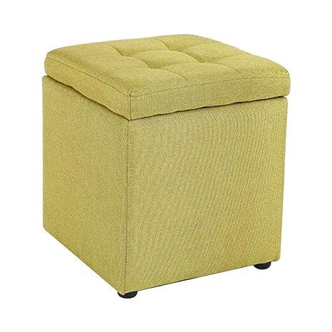 Amazon.com: YLCJ Footrest Ottoman Chest Sofa Ottoman Moda ...