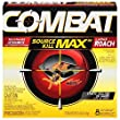 Combat Source Kill Max R2 Large Roach, Child-resistant Bait Stations, 8 Count (Pack of 3)