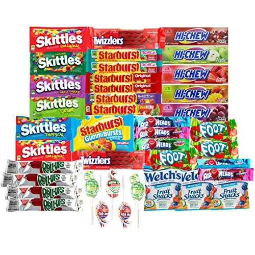 Candy Factory Variety Pack (40 Pieces)
