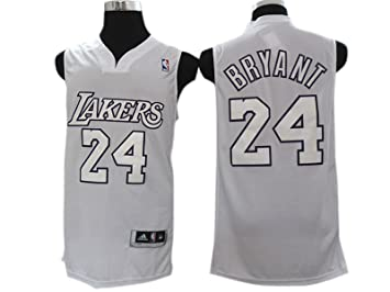 best service 186fa d90e3 Lakers 24 Kobe Bryant White 2012 Christmas Edition Jersey ...