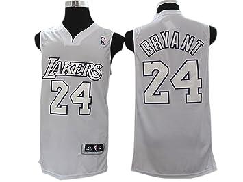 ed07665c5f43 Lakers 24 Kobe Bryant White 2012 Christmas Edition Jersey Size-XXXL ...