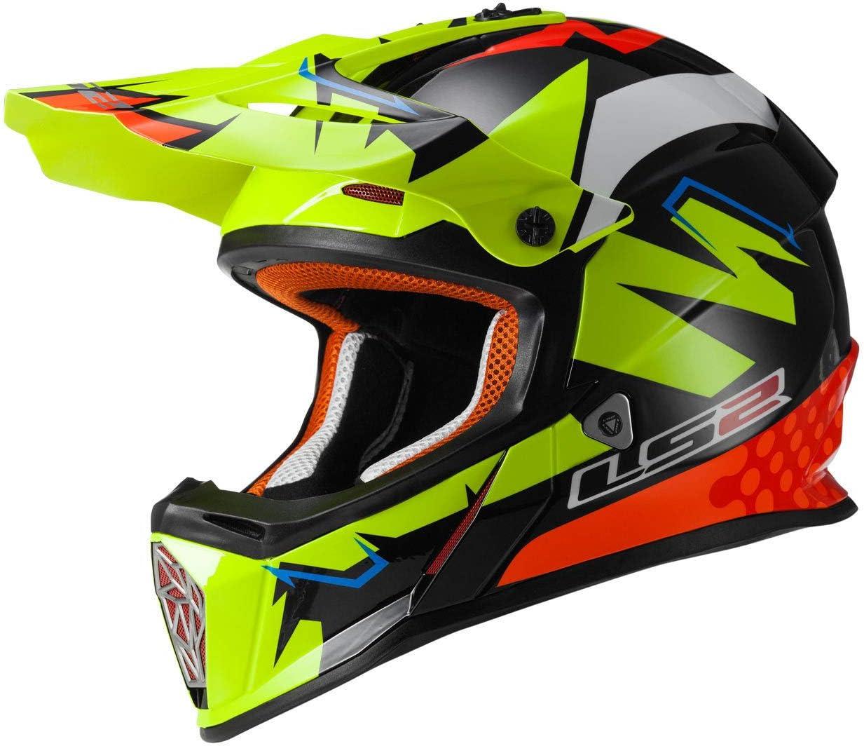 Casco Motocross LS2