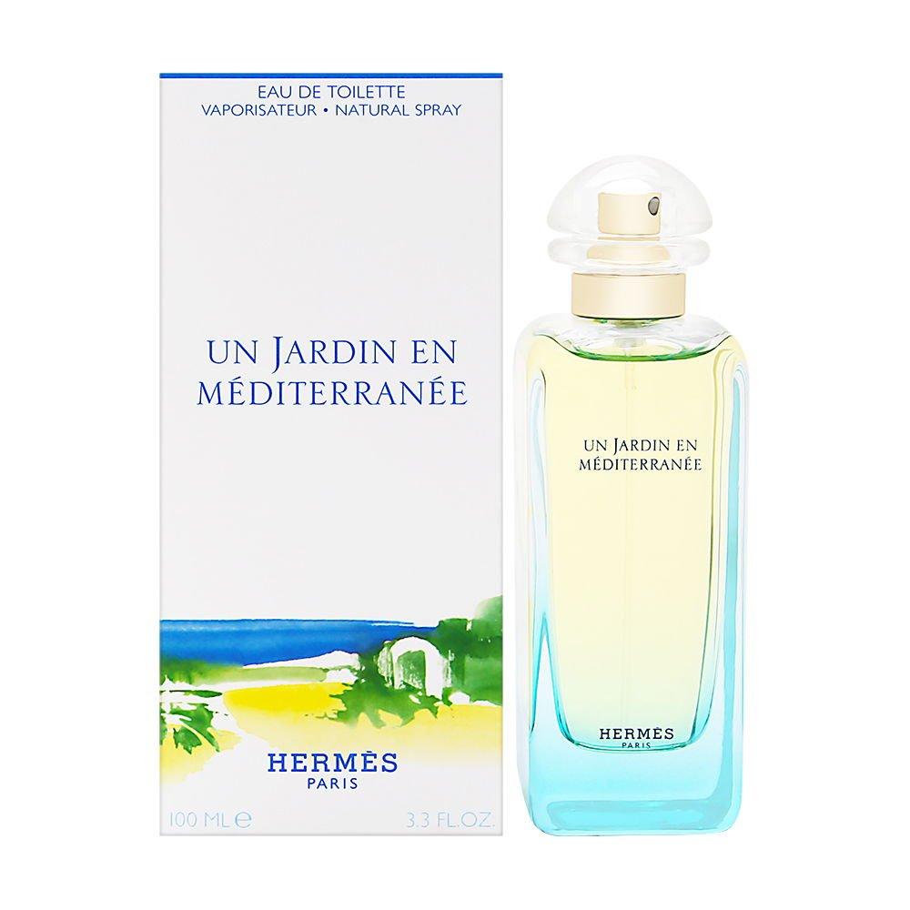Un Jardin En Mediterranee By Hermes Edt Spray 3.4 Oz 139106