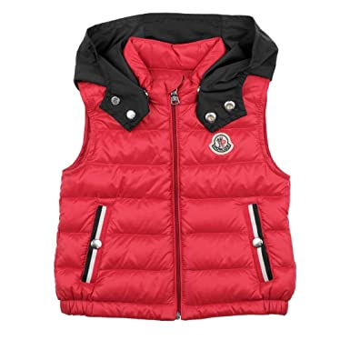 moncler Gilet ROSSO