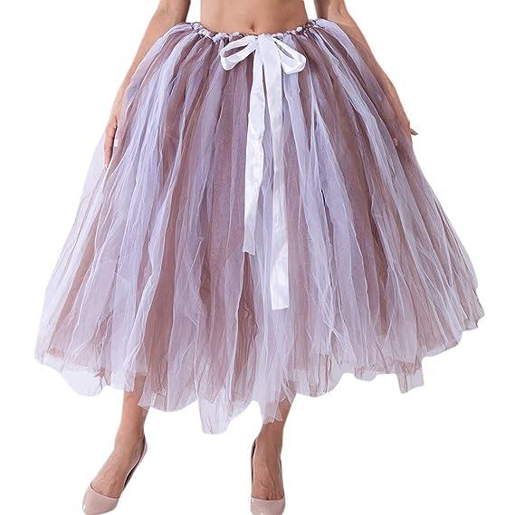 857bbf76e626ee FNKDOR Jupon années 50 Vintage en Tulle Rockabilly Petticoat ...