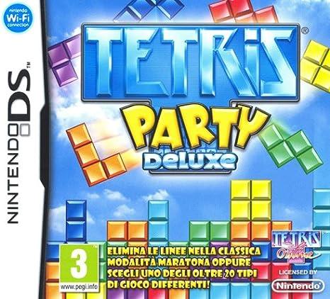 Tetris Party Deluxe [Importación italiana]: Amazon.es: Videojuegos