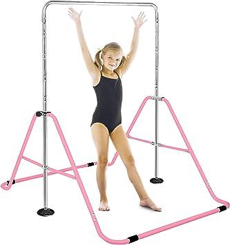 gimnasia calistenia gimnasia yoga fitness Barras paralelas de madera con cambio de color gimnasia para fitness gimnasia fitness color morado