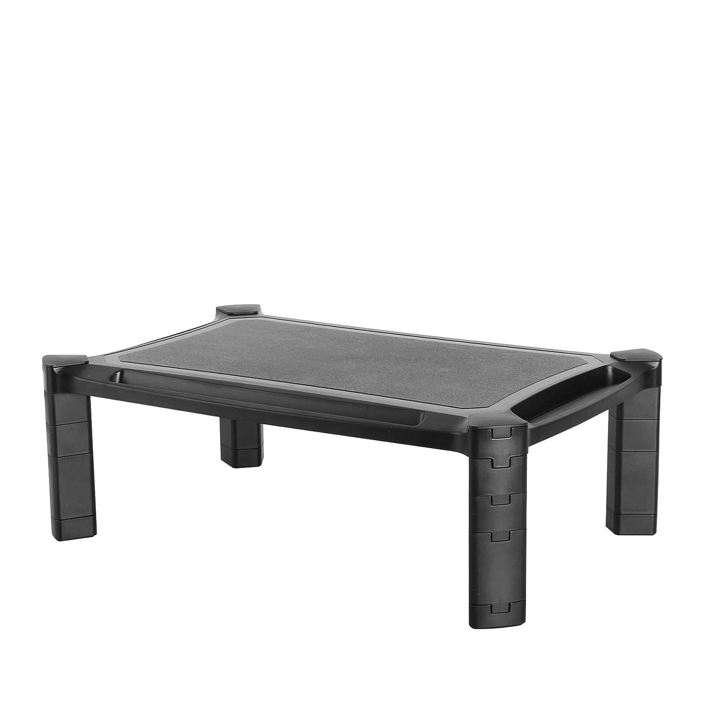 Newstar NSMONITOR20 base da pavimento per tv a schermo piatto Portable flat panel floor stand Nero 81, 3 cm (32') 3 cm (32)