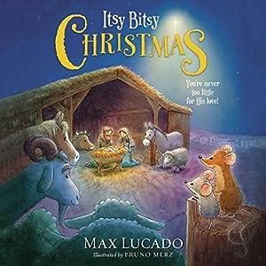 Itsy Bitsy Christmas Hörbuch