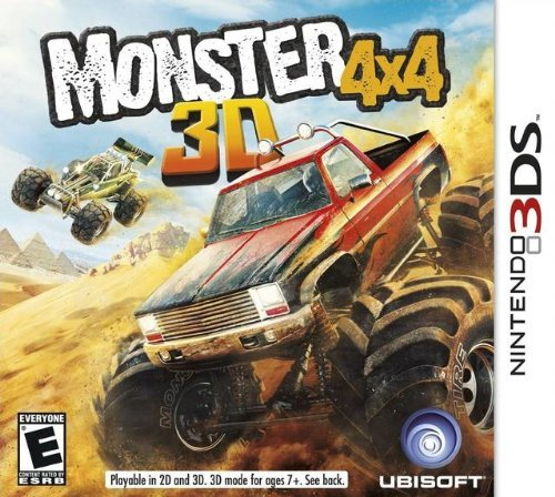 Monster 4x4 - Nintendo 3DS by Ubisoft by Ubisoft