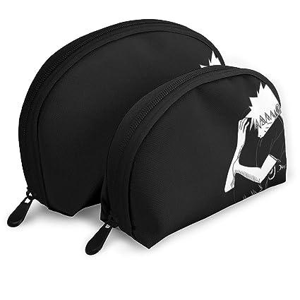 Amazon.com: JINUNNU Makeup Bag Naruto Shippuden Kakashi Hatake Anbu ...
