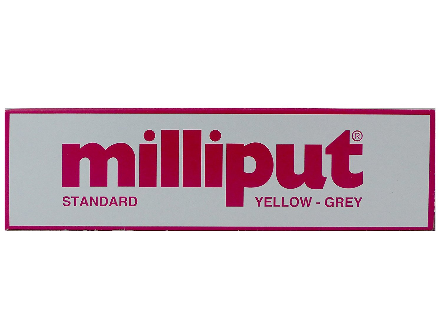 Milliput Standard Yellow-Grey 113.4g Pack MPP-1