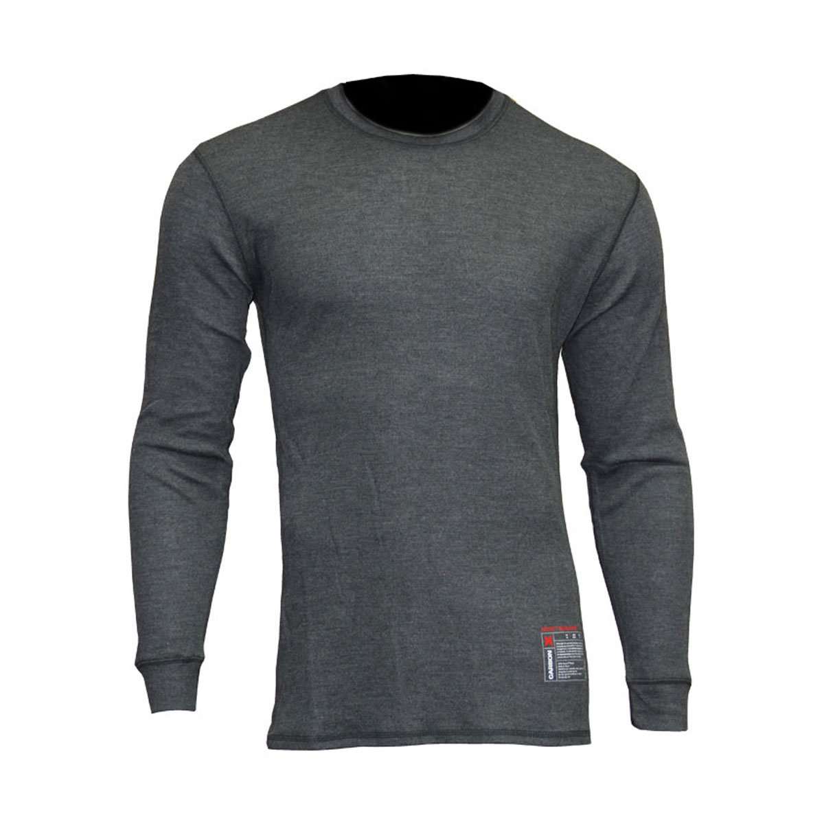Chicago Protective Apparel CXA-54-L FR Baselayer Shirt, CarbonX Active, Large