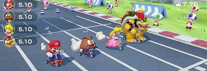 Nintendo Super Mario Party con Joy-con Verde Neon e Rosa Neon - Limited Switch [Importación Italiana]: Amazon.es: Juguetes y juegos