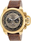 Invicta Corduba Chronograph Parchment Dial Mens Watch 18734