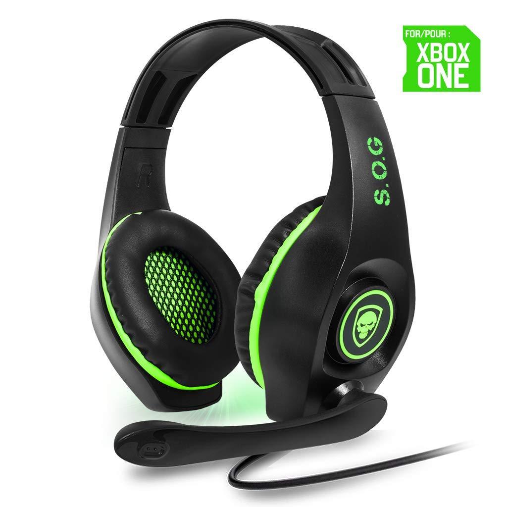 Spirit Of Gamer MIC-G715 X B1 Auriculares para PC Gaming ...