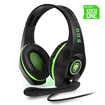 Spirit Of Gamer MIC-G715 X B1 Auriculares para PC Gaming ...