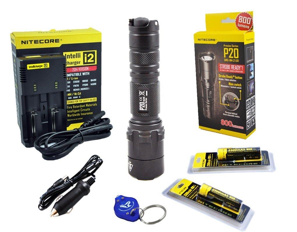 Nitecore Precise P20 - Kit de luz LED estroboscópica ...